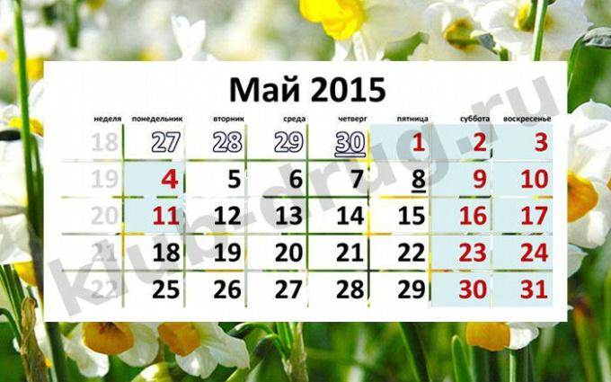 Майские праздники 2015: секреты планирования отпуска