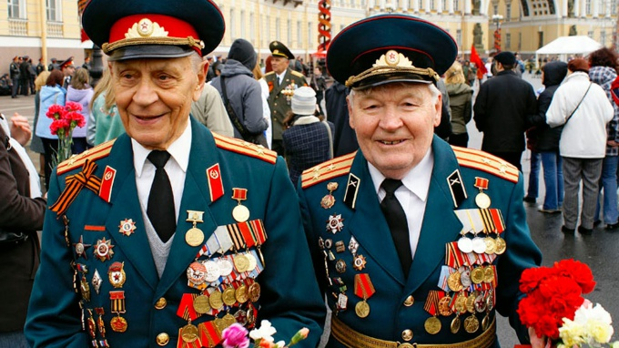 You can find the participant of the great Patriotic war by the name