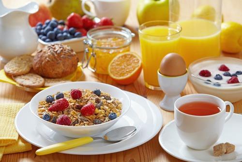 Как разнообразить завтрак