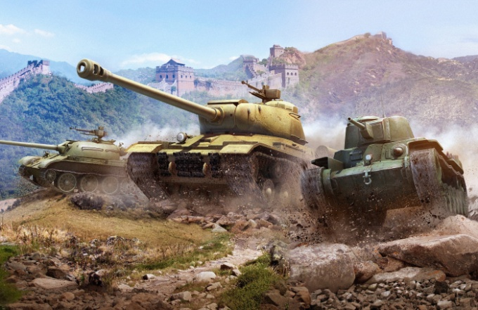 слабые места танков