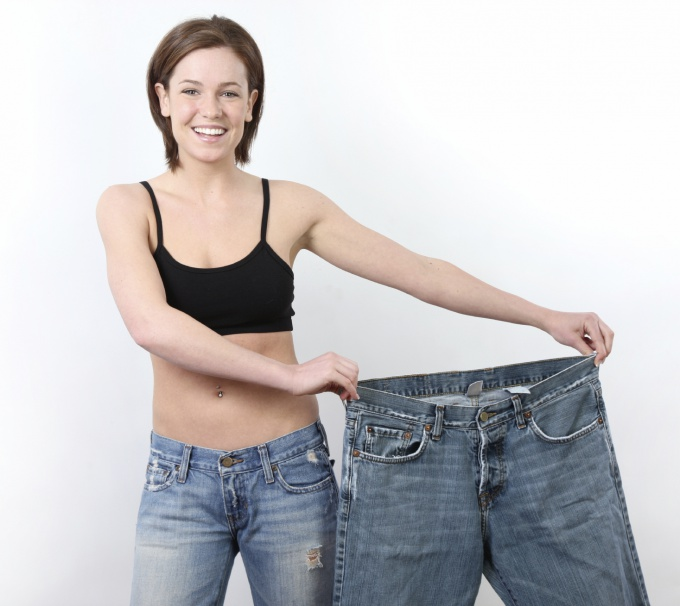 How to quickly lose weight in a week at 7 kg