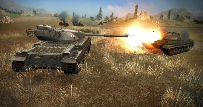 Как пробивать танки в World of Tanks