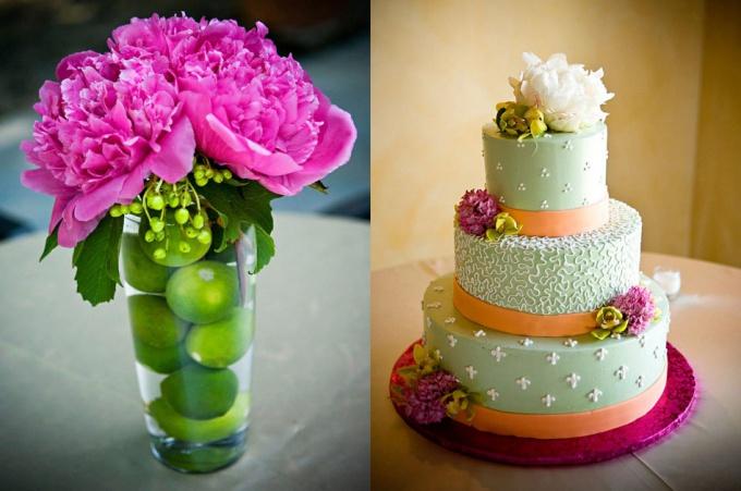Идеи для проведения свадьбы весной