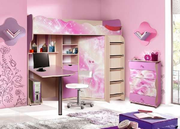 Особенности нестандартной мебели