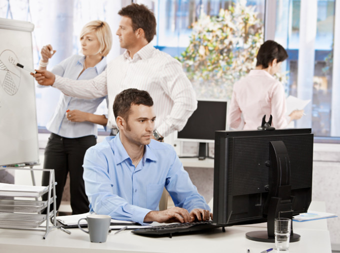 Как справиться с работой