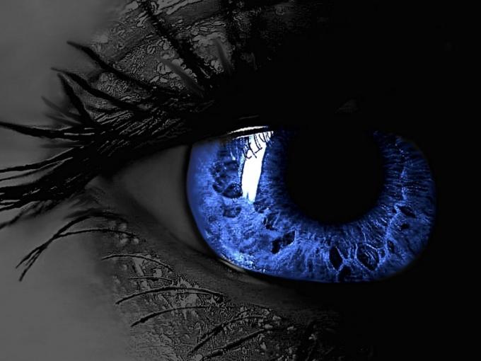 К чему чешется правый глаз