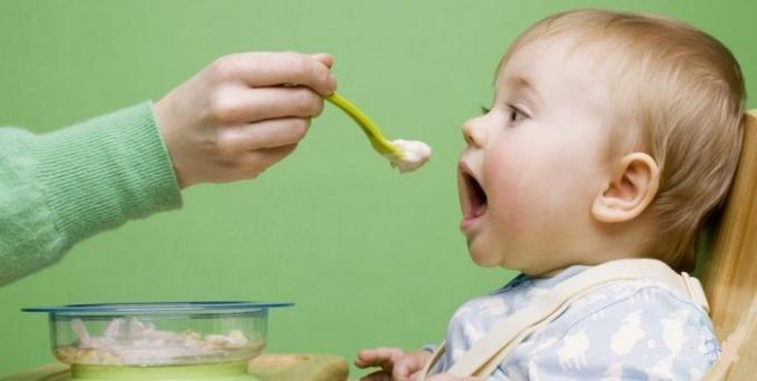 Введение рыбы в рацион ребенка