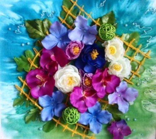 kak - sdelat - dekorativnoe - panno - na - stenu - from - zvetov -