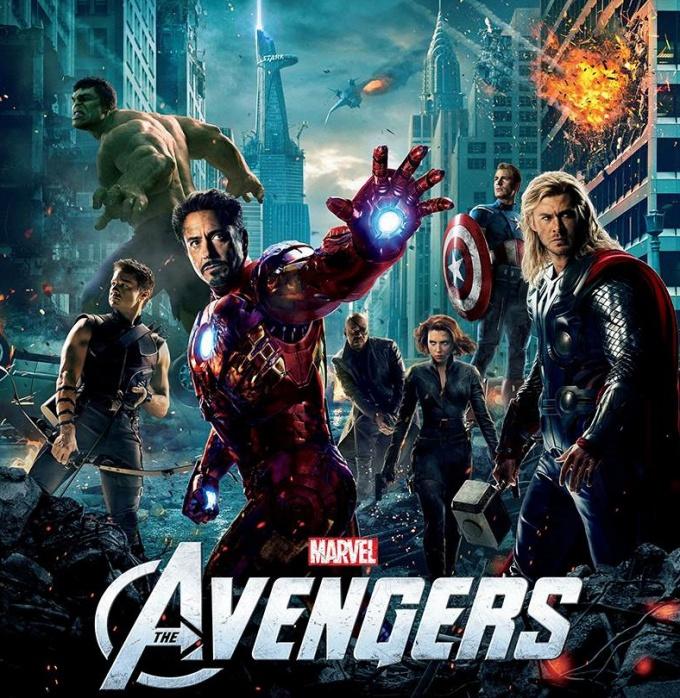 Мстители, 2012
