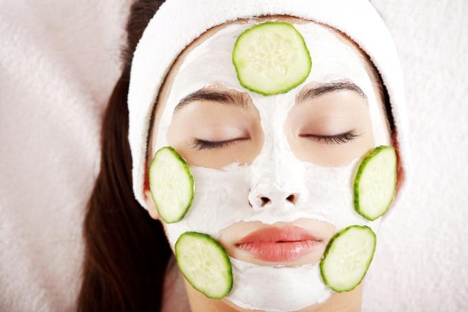 Оруречные маски для лица и тела