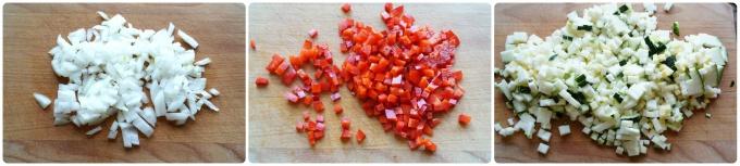 Как приготовить нежную лазанью с овощами
