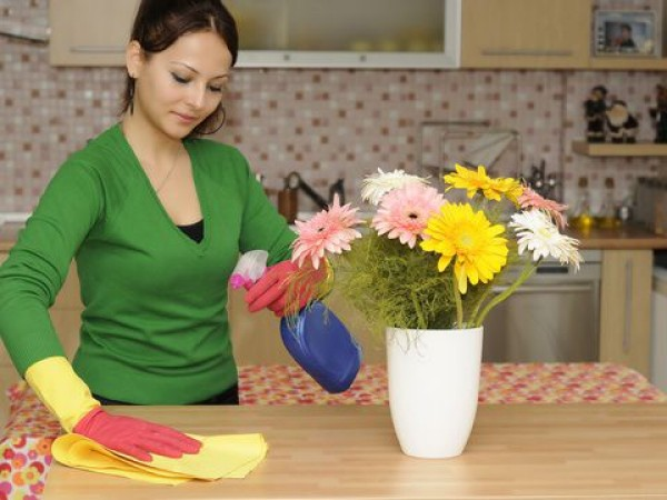 Как сделать уборку дома быстро