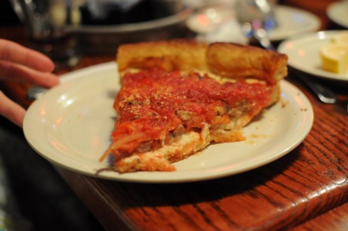 "Пицца ""Чикаго"""