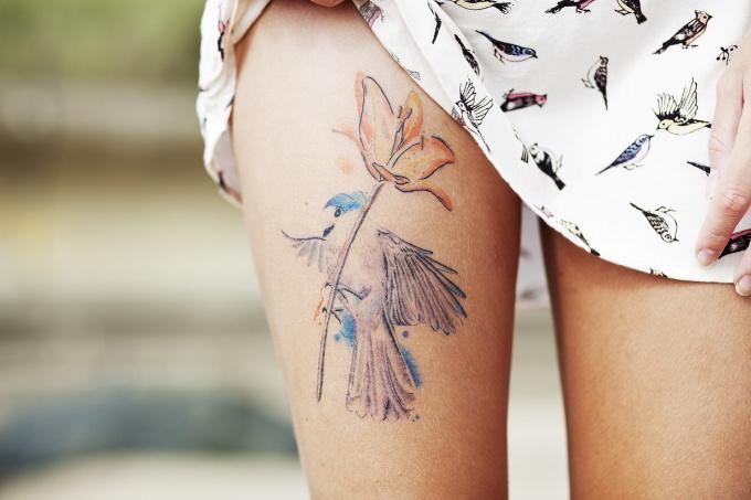 Полезные факты о вашей первой татуировке