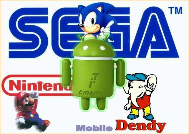 Как играть в Dendy на смартфоне?