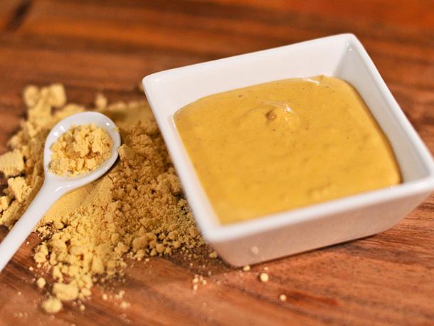 как приготовить горчицу из порошка в домашних условиях