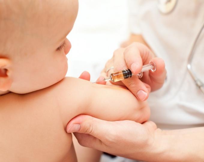 What vaccinations do children under one year