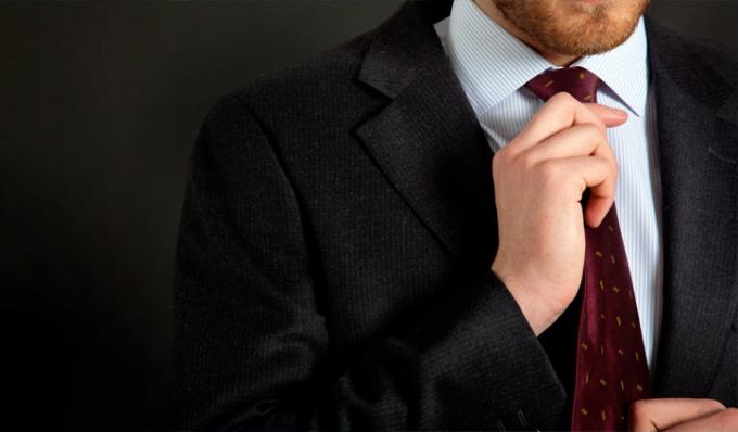 Как правильно завязать галстук пошагово
