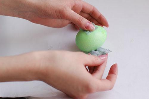 Как сделать пасхальное дерево своими руками