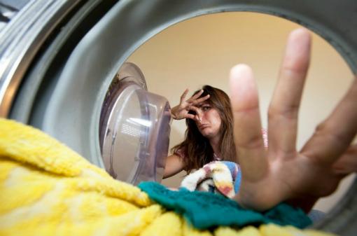 плесень в стиральной машине,