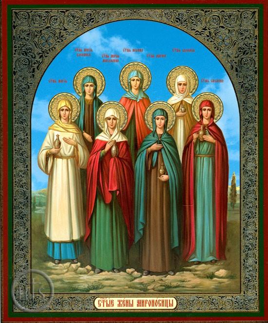 День святых жен-мироносиц как православная альтернатива 8 марта