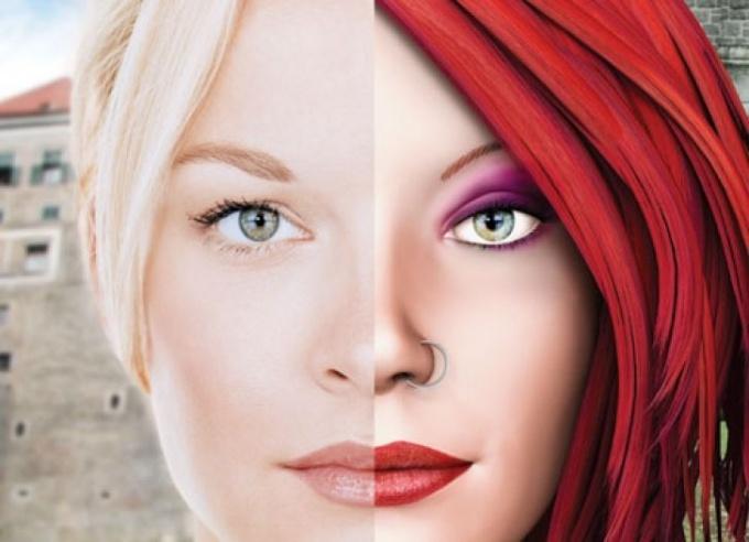 Создание аватара в Second Life