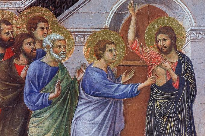 Антипасха как день утверждения в вере всех сомневающихся