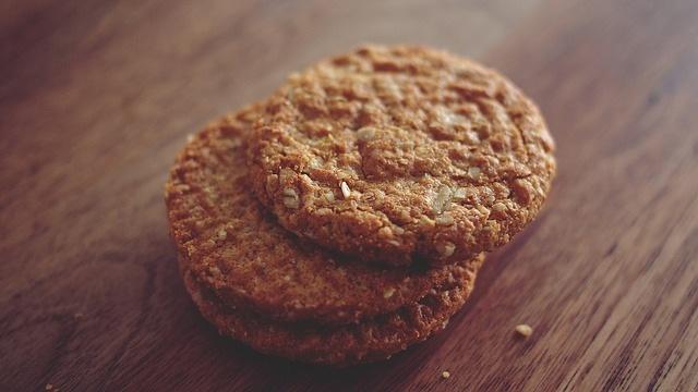 Как сделать вкусное печенье из гречневой муки без сахара