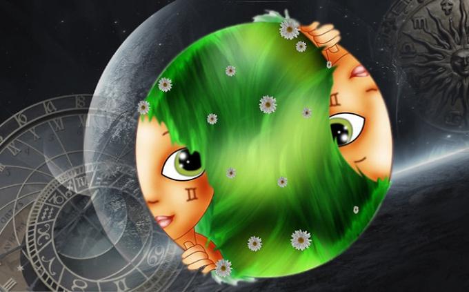 Близнецы - знак зодиака под покровительством Меркурия
