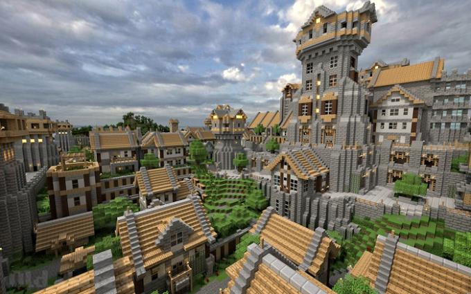 Как скачать карту для Маинкрафт (Minecraft)