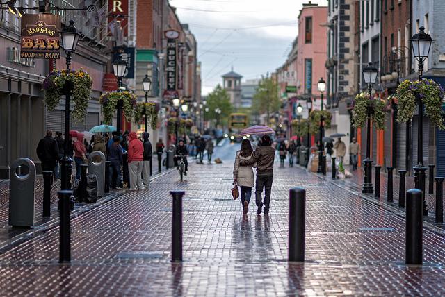 ирландия дублин
