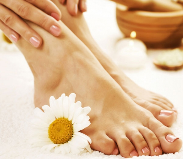 How to treat foot fungus