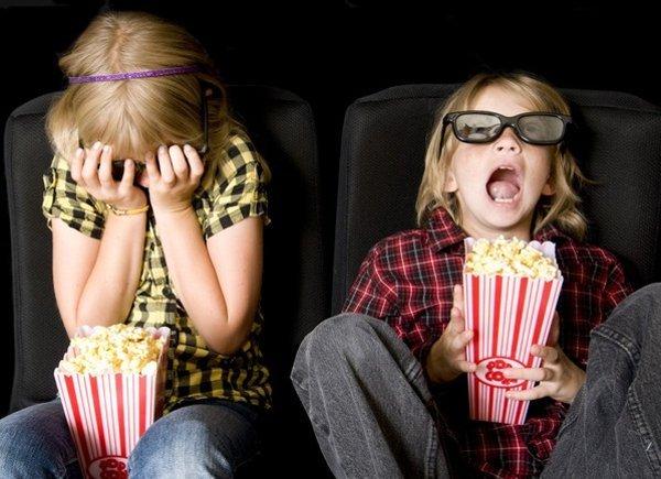 кино с детьми