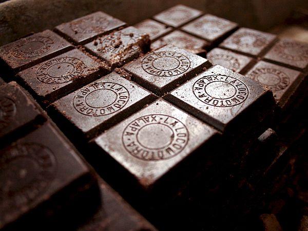 Темный шоколад для сердца