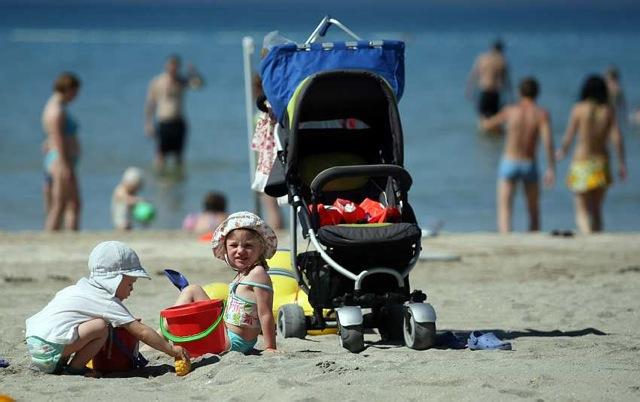В Хорватию с детьми