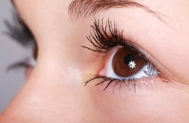 How to grow long eyelashes at home