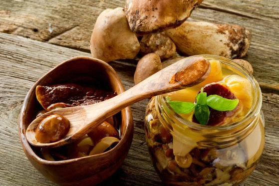 Засолка грибов горячим и холодным способом