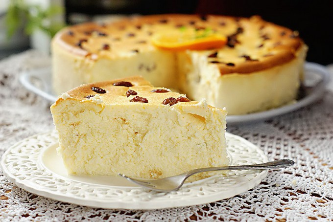 Cheesecake without the monkey in the oven