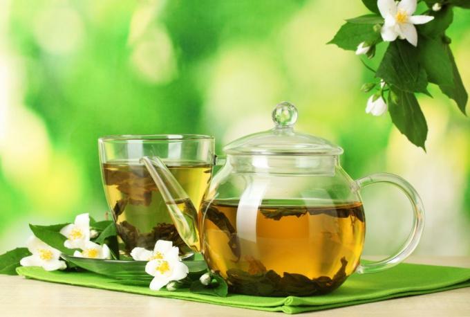 Чай. Все виды и их полезные свойства
