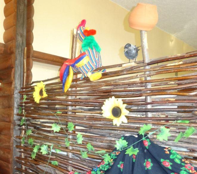 Как сделать плетень для дачи