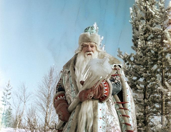 """В фильме """"Морозко"""" изменили традиционный вид посоха, но сохранили его функции"""