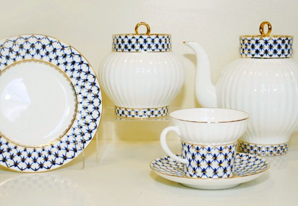 Secrets bone China: how it's done
