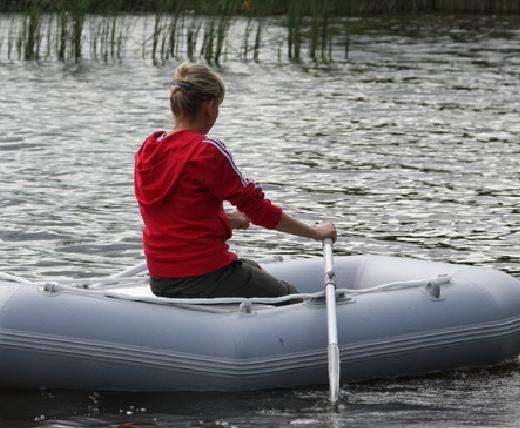 Как выбрать надувную резиновую лодку