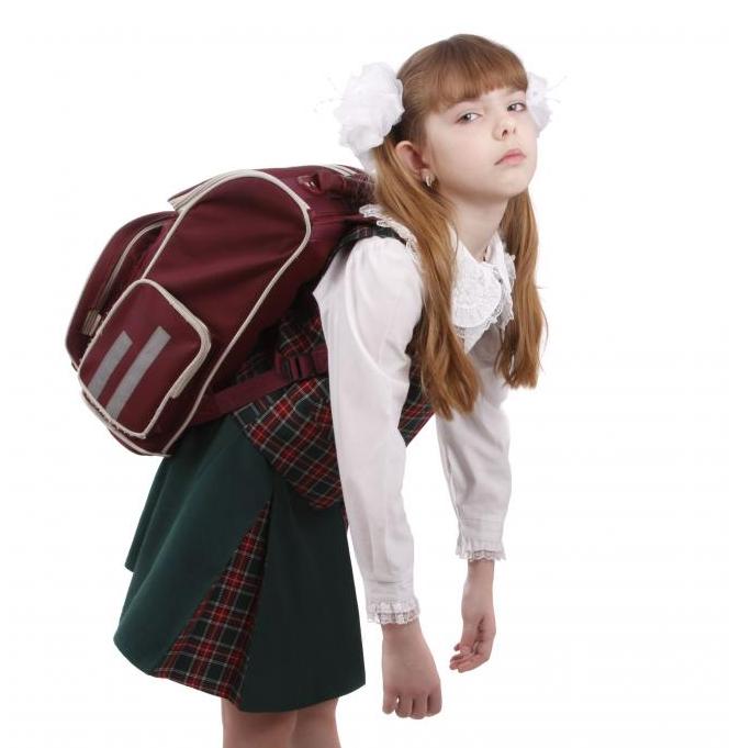 Как правильно выбрать школьный ранец для первоклассника