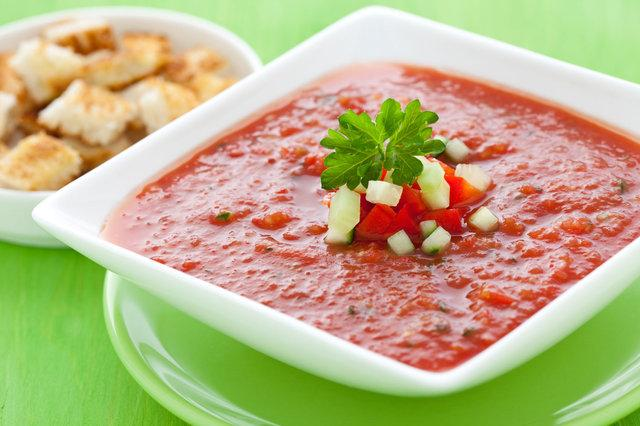 Рецепты холодных супов