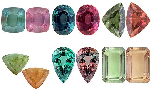 Магические свойства камней и минералов: александрит