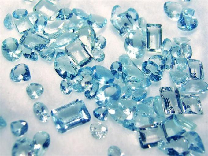 Магические свойства камней и минералов: аквамарин