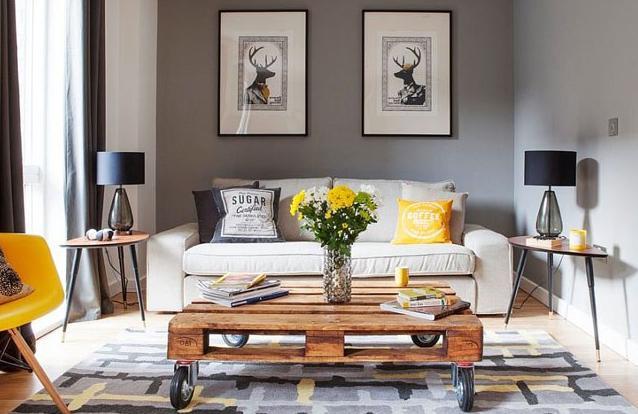 Обустраиваем съемную квартиру или делаем ремонт без ремонта