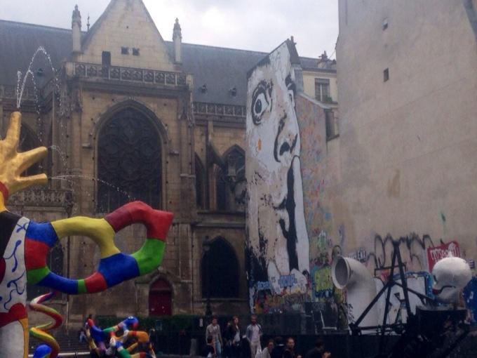 Как не потратить много денег в Париже