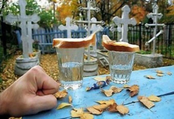 """Отношение православия к традициям """"поминовения"""" на кладбище"""